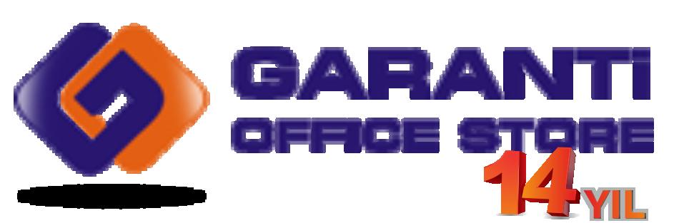 Garanti Ofis 14. Yıl Logosu