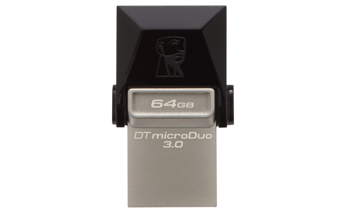64GB DTMcroDuoUSB 3.0 DTDUO3/64G KINGSTON