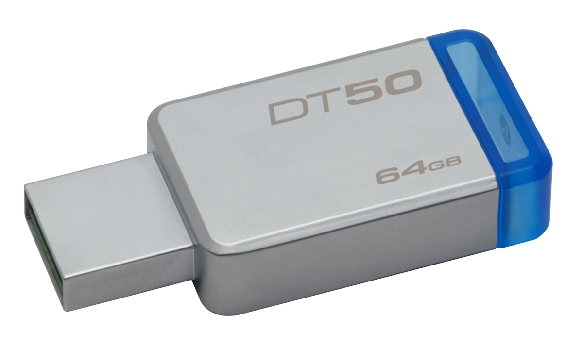 64GB USB 3.1 DT50/64GB METAL KINGSTON