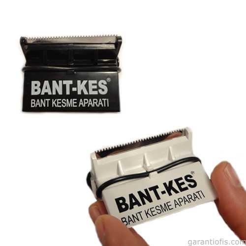 Bant-Kes Tüm Koli Bantlarına Uygun Pratik Bant Kesme Aparatı (70mm)