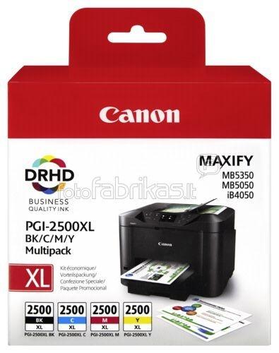 CANON 9254B004 PGI-2500XL C/M/Y/BK MULTIPACK KARTUS