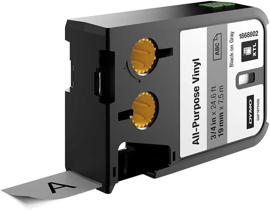 DYMO 1908557 XTL 54x23mm Lazer Yazıcılara Uygun Tel/Kablo Etiketi (1008 Adet Sayfa Etiketi)
