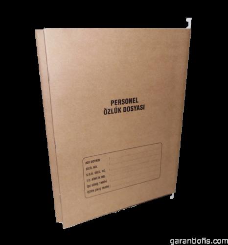 Gülpaş Askılı Personel Özlük Dosyası (8 Yapraklı)