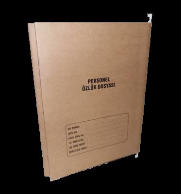 Gülpaş Askılı Personel Özlük Dosyası (8 Yapraklı) - Thumbnail
