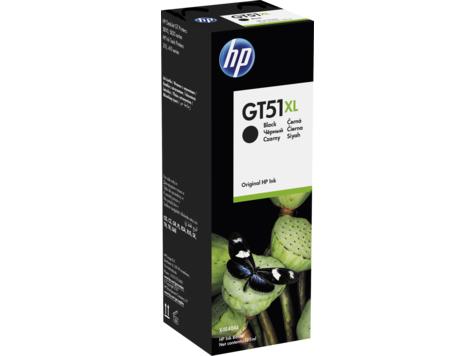 HP X4E40AE (GT51XL) SIYAH ŞİŞE MUREKKEP KARTUSU 6.000 SAYFA