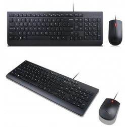 LENOVO 4X30L79920 KB MICE_BO ESSENTIAL WIRED COMBO - Thumbnail