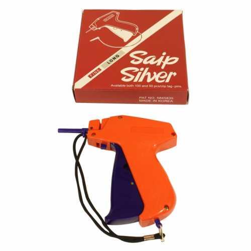 Saip Silver İnce Uzun İğneli Kılçık Tabancası